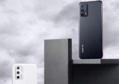 Novo smartphone de topo Realme 9 Pro Plus pode ser lançado no início do próximo ano
