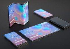 Novo smartphone dobrável da Samsung será totalmente diferente do Galaxy Fold