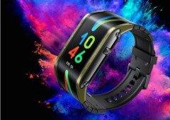 Nubia apresentou o smartwatch mais irreverente dos últimos tempos