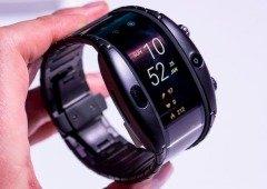 Nubia lança 'smartphone' de pulso e mais novidades!