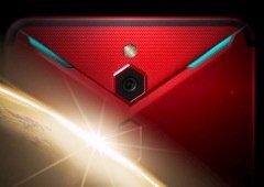 Nubia Red Magic 3 envergonha Xiaomi Black Shark 2 em benchmark