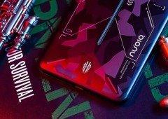 Nubia Red Magic 3s destrói a concorrência em testes de performance!