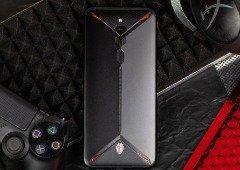 Nubia Red Magic 5G prepara-se para ser o novo campeão do carregamento rápido