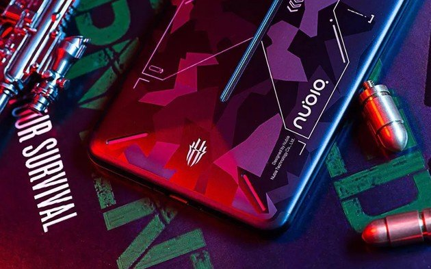 ZTE Nubia Red Magic 3