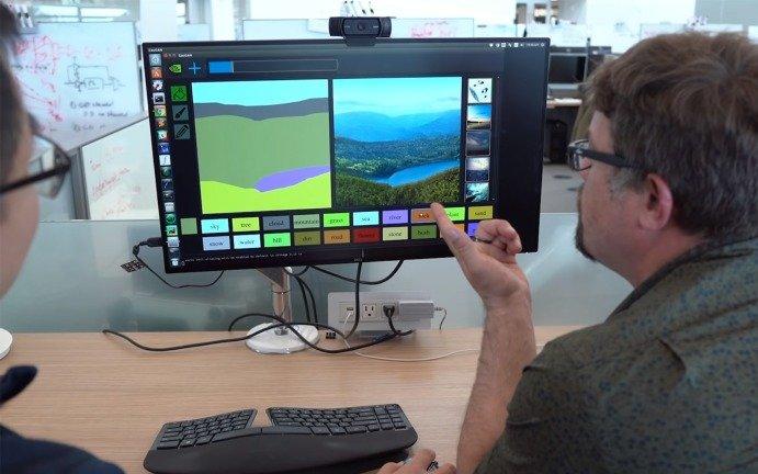 Nvidia revela uma tecnologia de edição de imagem que mais parece do futuro (vídeo)
