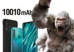 O KING KONG está de volta! O smartphone Android com uma bruta bateria de 10.000 mAh