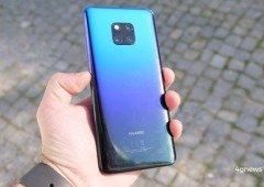 O primeiro olhar ao próximo smartphone Asus Zenfone! Bem parecido ao Huawei Mate 20 Pro