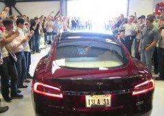 O primeiro Tesla Model S foi entregue há 8 anos. Relembra o momento neste vídeo