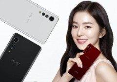 O revolucionário smartphone da LG chega à Europa ainda este mês!