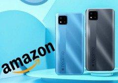 O smartphone Realme mais barato custa agora menos de 100 € na Amazon