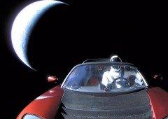 O Tesla que foi para o espaço já deu a primeira volta ao Sol
