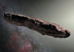 Objeto misterioso que passou pela Sistema Solar pode ser tecnologia alienígena