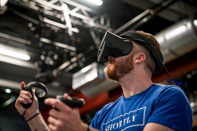 oculus rift s gaming