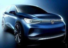 Oficial: Volkswagen já tem nome para o seu primeiro crossover elétrico. Vê as imagens