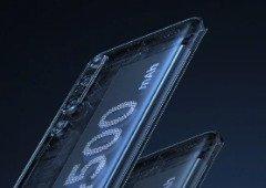 Oficial: Xiaomi Mi 10 dá grande salto na bateria e velocidade de carregamento