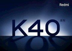 Oficial: Xiaomi Redmi K40 chega em fevereiro. Preço e características revelados