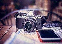 Olympus desiste das máquinas fotográficas! Smartphones tiveram a sua culpa