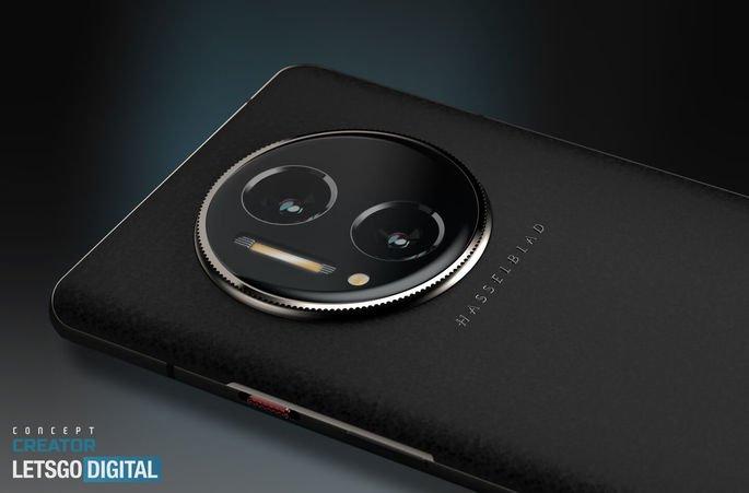 Conceito do OnePlus 9 Pro