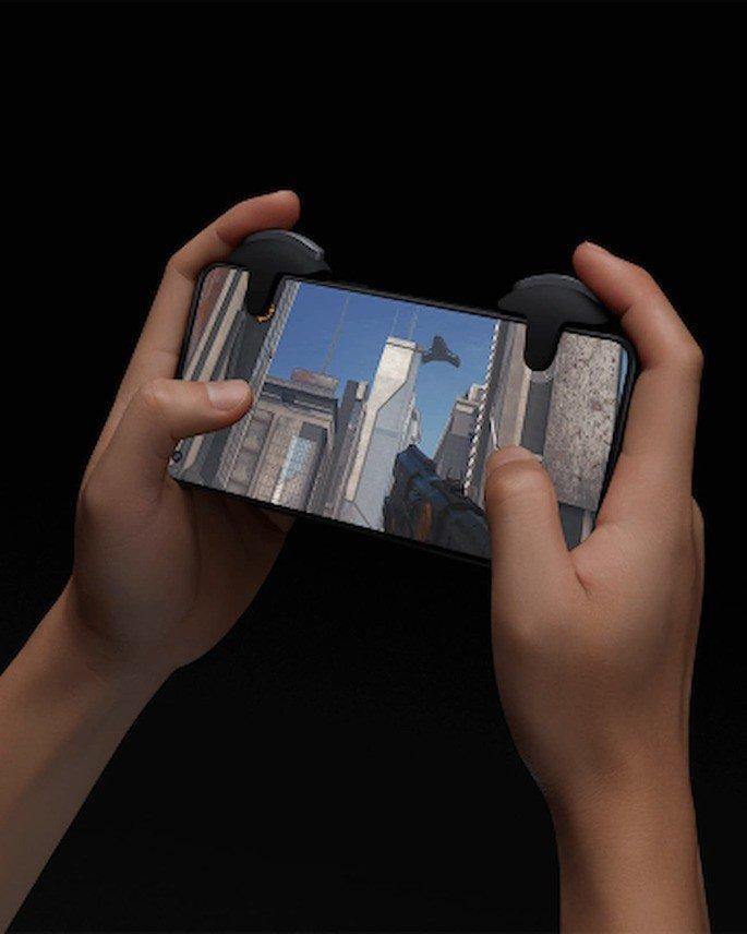 OnePlus Gaming Triggers funcionam em smartphones Android ou iOS