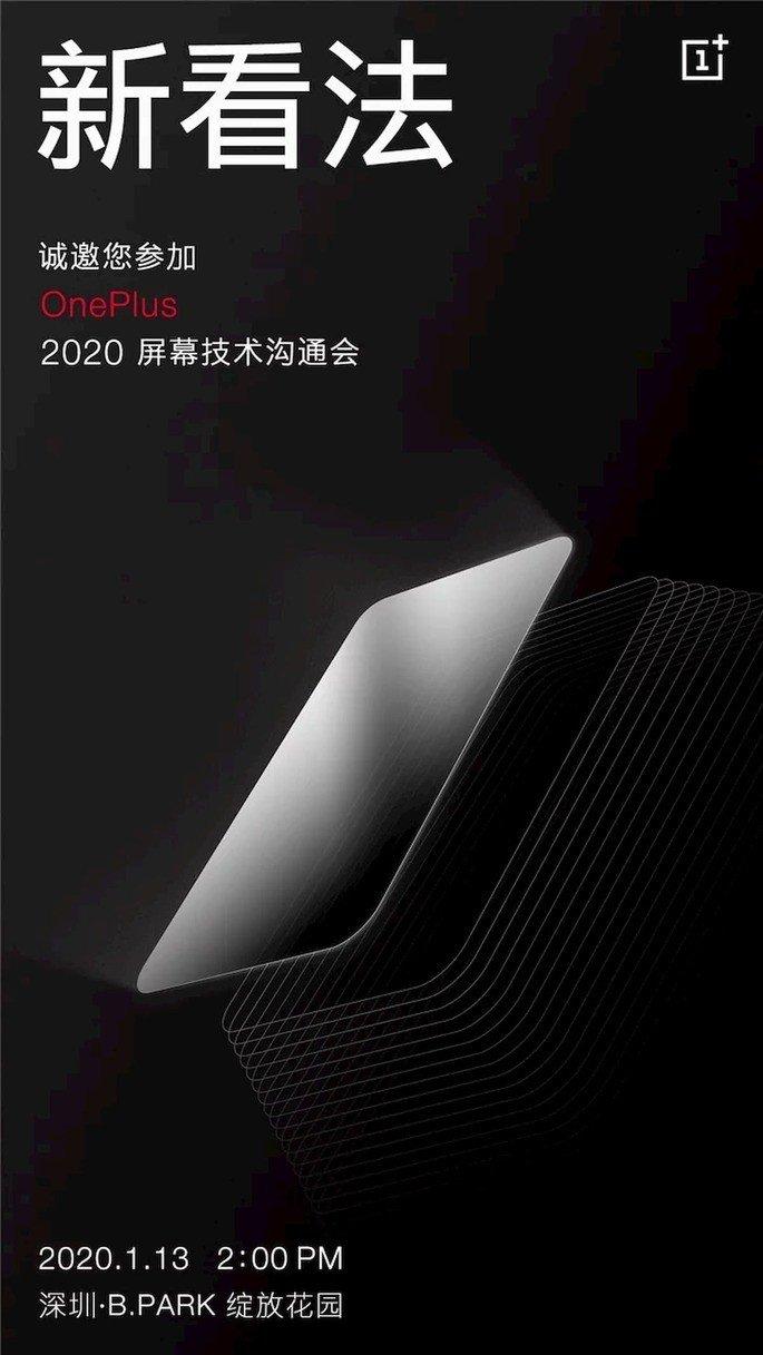 OnePlus evento