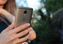 Protótipo do OnePlus 5 posa para a câmara