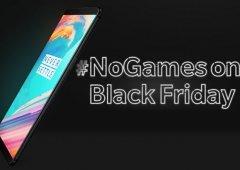 OnePlus 5T - Black Friday não faz parte dos planos da marca