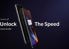 OnePlus 6T já está à venda na loja oficial. Preços começam nos 549€