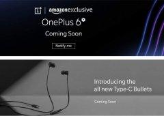 OnePlus 6T chegará em primeiro lugar à Amazon com os novos Bullets