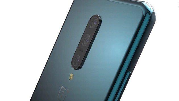 OnePlus 7 câmara tripla