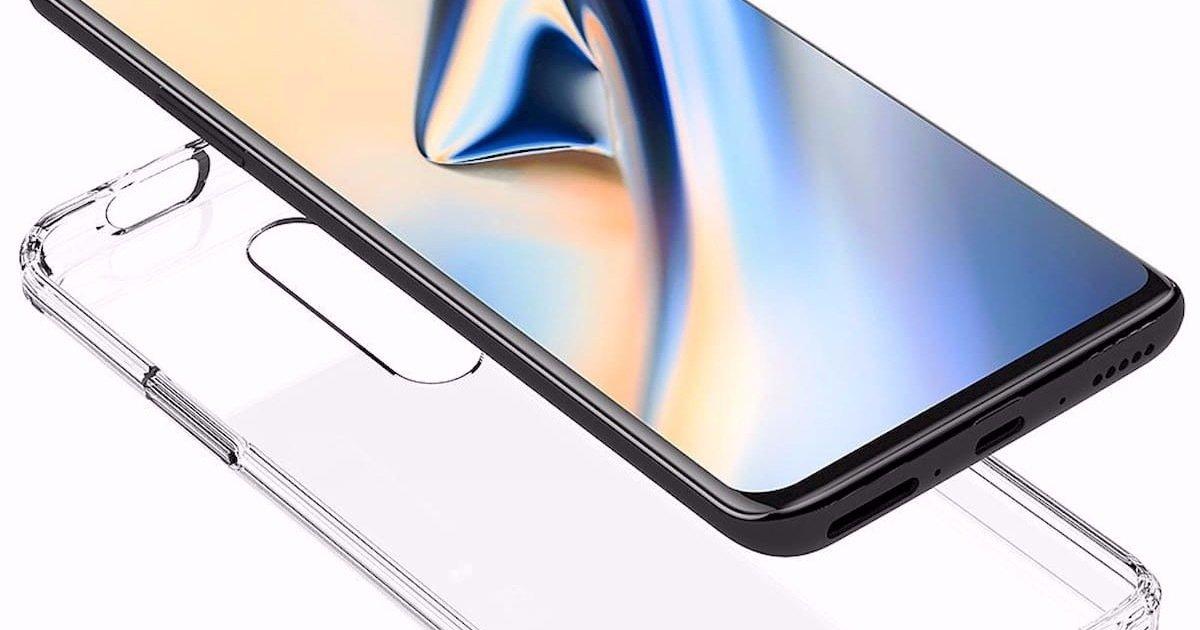 f08d9847a OnePlus 7  capas revelam design completo do smartphone - 4gnews