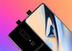 OnePlus 7 Pro: Material de promoção confirma alguns pormenores