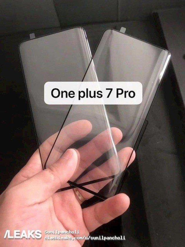 oneplus 7 pro vidro temperado