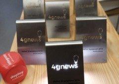 """OnePlus 7T ganha o prémio de """"Melhor Aposta 2019"""" nos Prémios 4gnews (escolha dos editores)"""