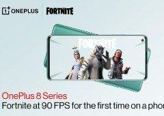 OnePlus 8 e OnePlus 8 Pro oferecem uma experiência inigualável a jogar Fortnite. Sabe porquê