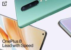 OnePlus 8 e OnePlus 8 Pro: sabe todas as suas especificações