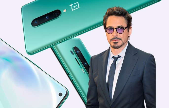 OnePlus 8 Pro Iron Man