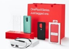 """OnePlus 8 Pro: vê o que vais receber na caixa dos eventos """"Pop-up""""! Vai compensar!"""