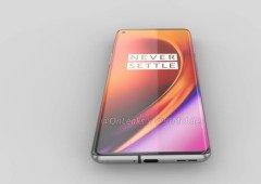 OnePlus 8 recebe título de melhor ecrã num smartphone antes da apresentação