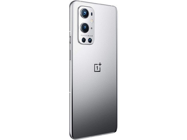 OnePlus 9 Pro em cinza