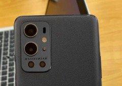OnePlus 9 Pro aparece em imagem real com cor diferente