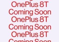 OnePlus confirma a chegada do OnePlus 8T 5G! Nada de Pro?