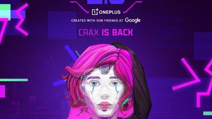 OnePlus Crackables 2.0