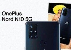 OnePlus N10 em promoção excelente na Amazon com envio para Portugal