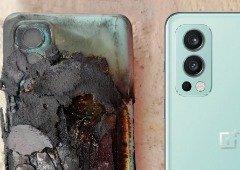 OnePlus Nord 2 explode e causa acidente à utilizadora do novo smartphone