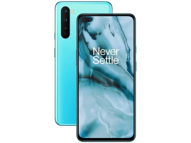 OnePlus Nord Azul