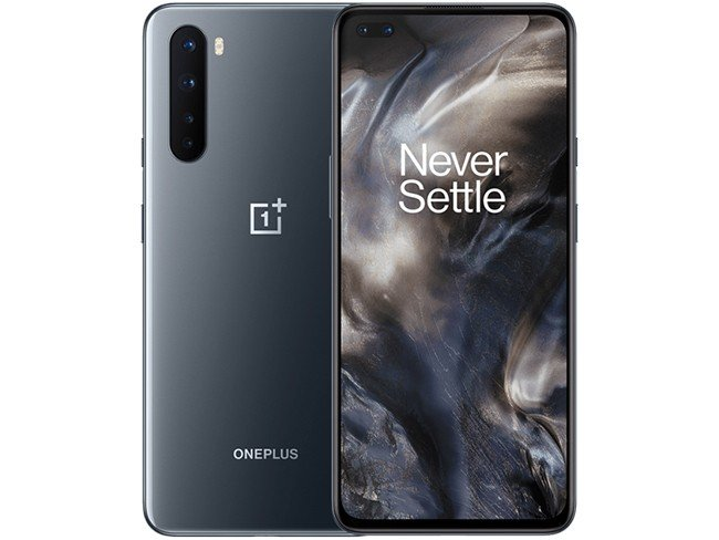 OnePlus Nord cinza