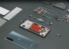 OnePlus Nord: vê como montar o smartphone peça por peça (vídeo)