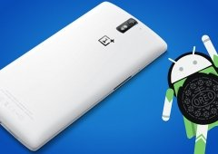 Android Oreo chegará ao smartphone OnePlus One