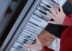 OnePlus Piano: conhece o piano composto por 17 unidades do OnePlus 7T Pro