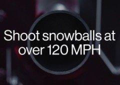 OnePlus revela a sua grande surpresa! Batalha de robots na neve